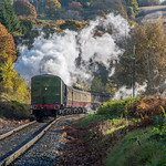 LNER Class A1 no. 60163 at Trimpley